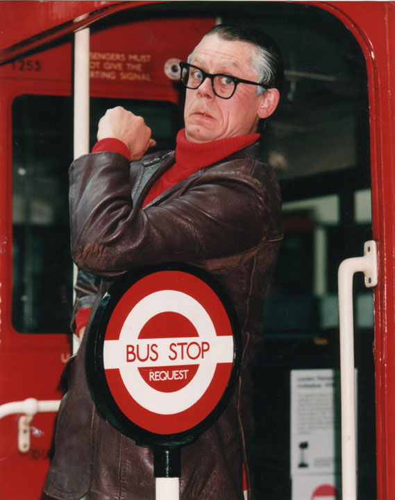 John Shuttleworth comes to London
